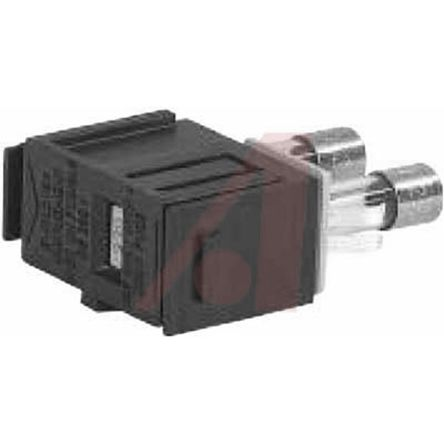 Schurter Snap-In IEC Fuse Holder, Fuse Size 5 x 20mm