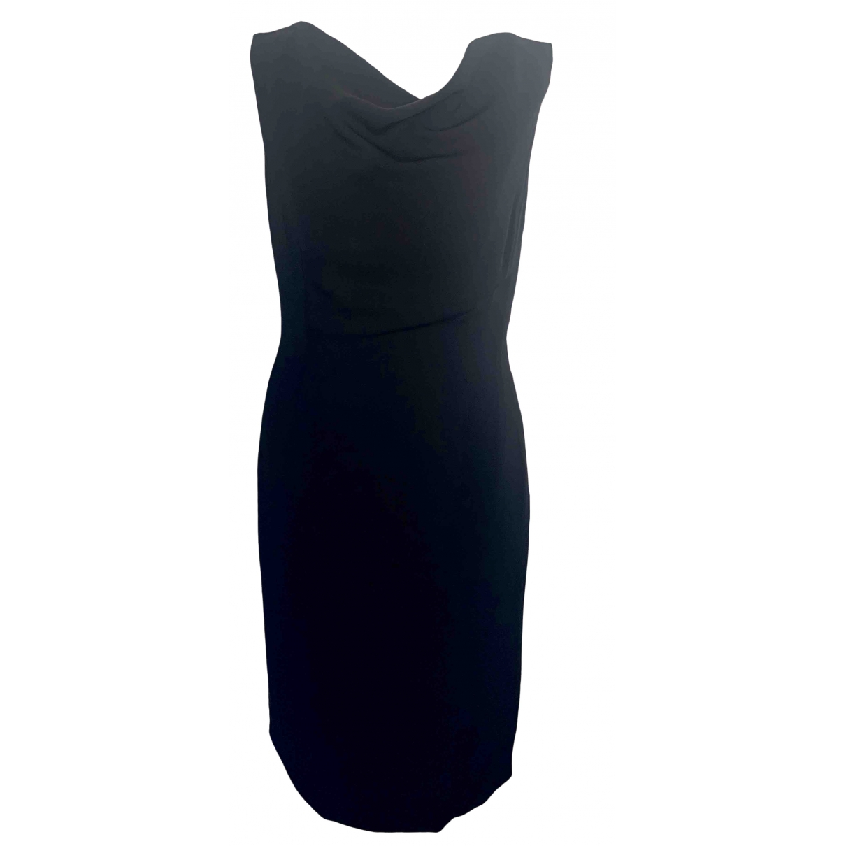 Moschino Cheap And Chic \N Black Silk dress for Women 40 IT