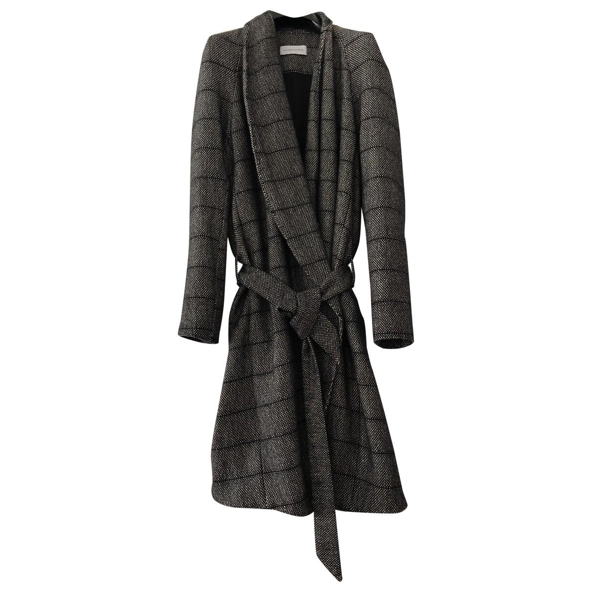Christian Wijnants - Manteau   pour femme en laine