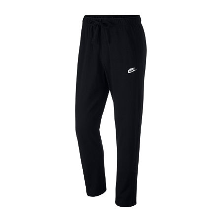Nike Mens Athletic Fit Pull-On Pants, Small , Black