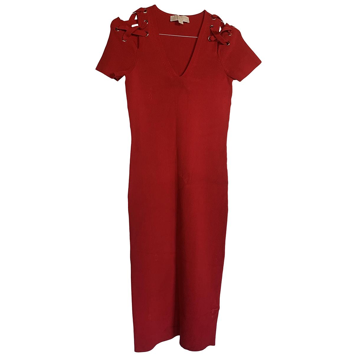 Michael Kors \N Red dress for Women M International