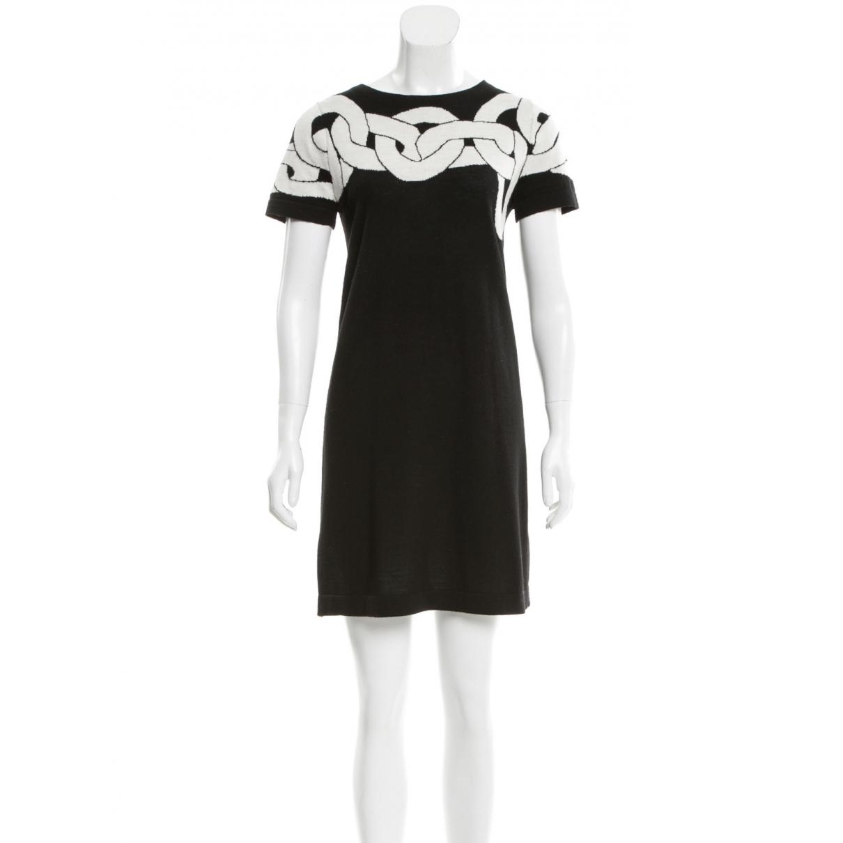 Vestido de Lana Diane Von Furstenberg