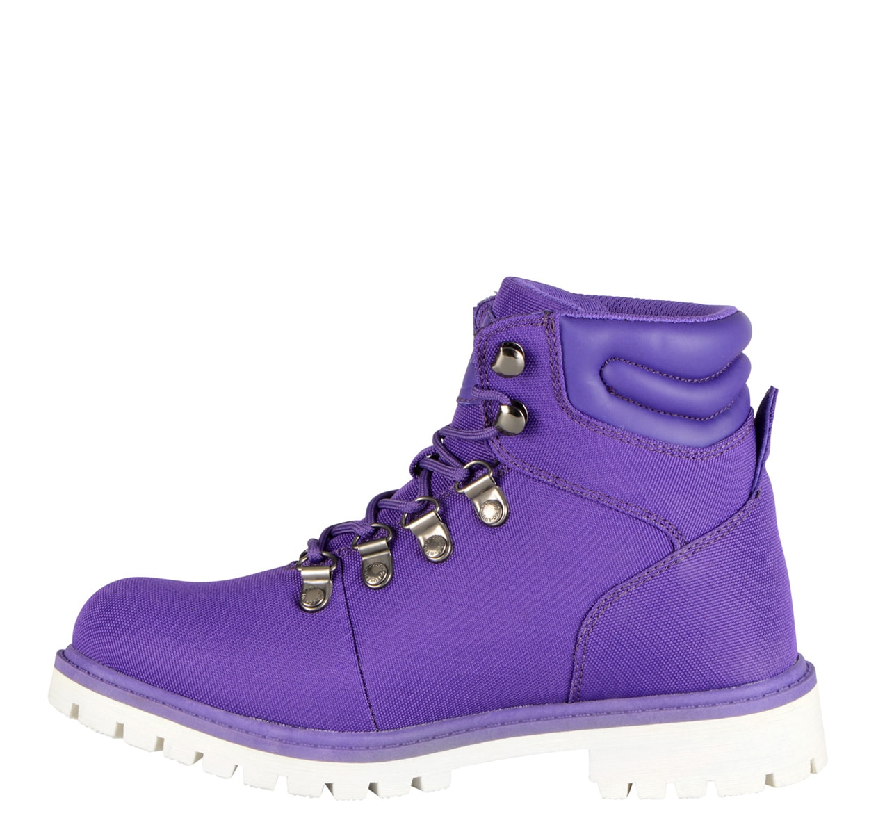 Women's Grotto II 6-Inch Boot (Choose Your Color: PURPLE/WHITE, Choose Your Size: 9.5)