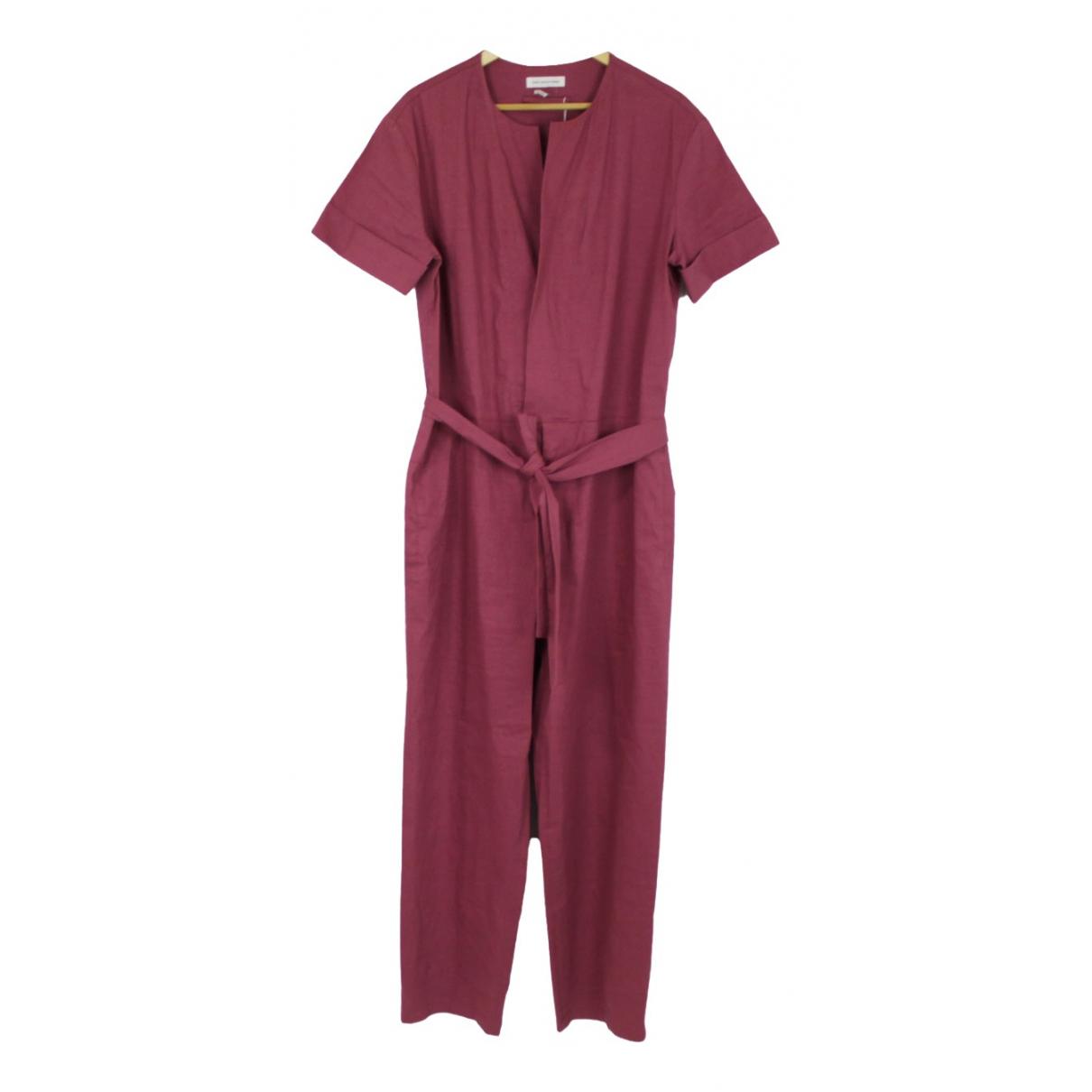 Isabel Marant Etoile - Combinaison   pour femme en coton - rose
