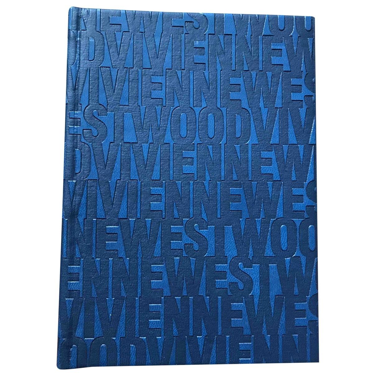 Cuaderno de Cuero Vivienne Westwood