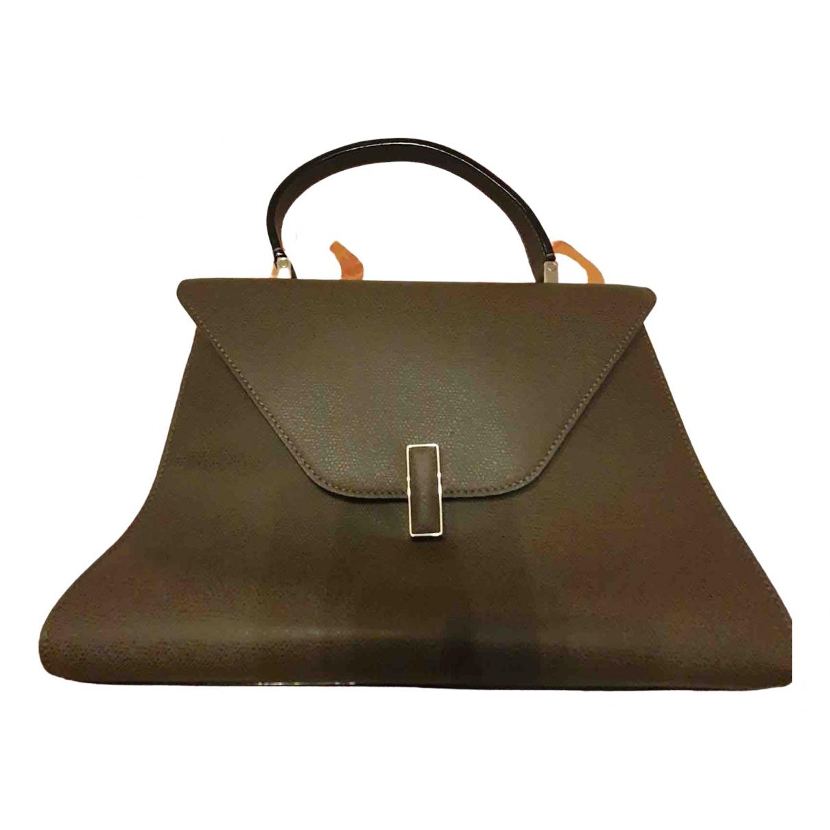 Valextra Iside Brown Leather handbag for Women \N
