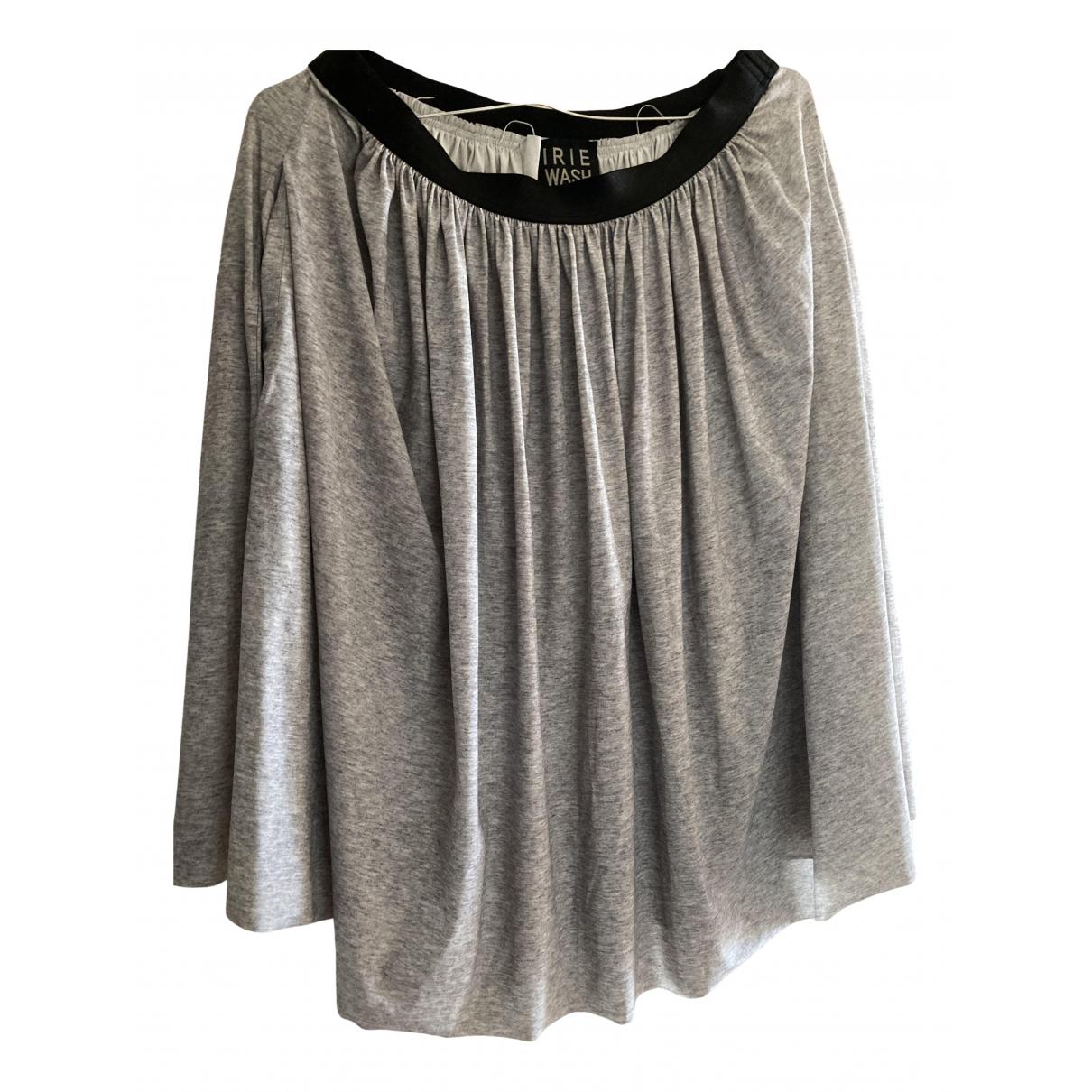 Irie - Jupe   pour femme - gris