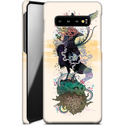 Samsung Galaxy S10 Plus Smartphone Huelle - You Are Free To Fly von Mat Miller
