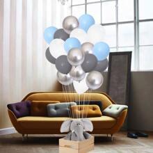 20 piezas set globo de decoracion