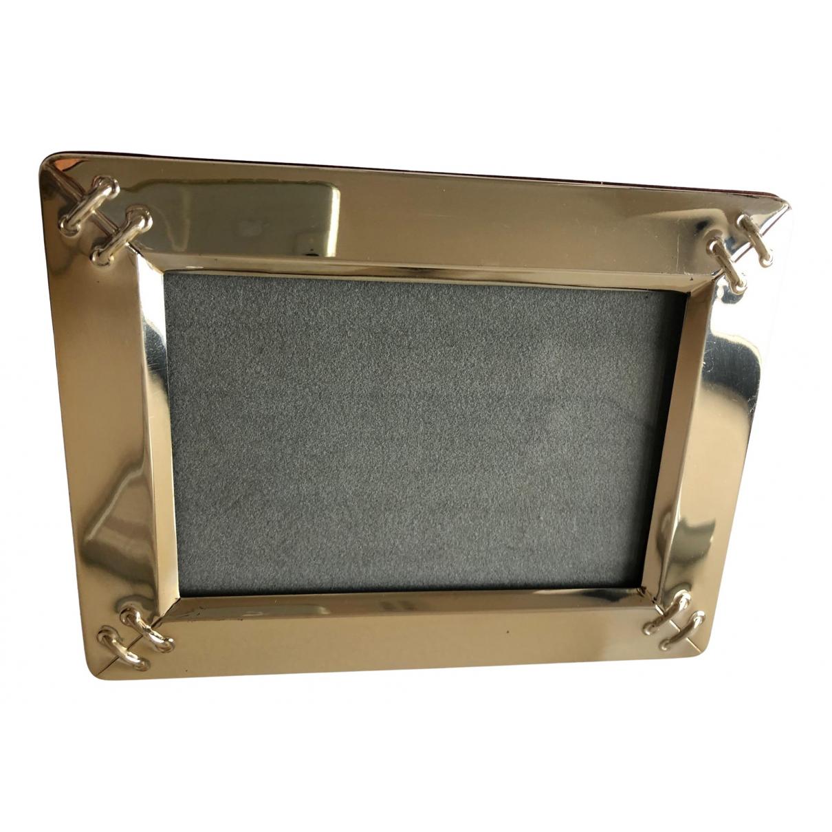 Christofle \N Accessoires und Dekoration in  Silber Versilbert