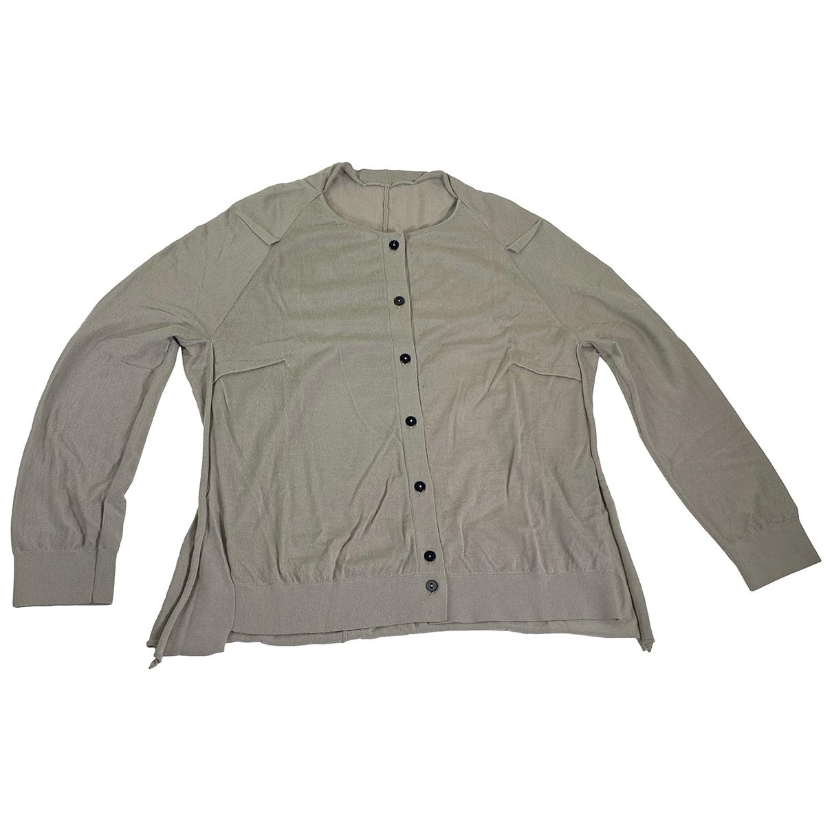 Roland Mouret \N Beige Cashmere Knitwear for Women 40 FR