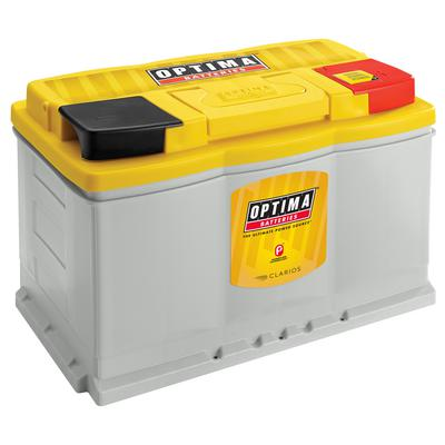 Optima Batteries YELLOWTOP Battery Group DH6 800 CCA Top Post - 7048-148-TAP