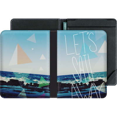 tolino vision 3 HD eBook Reader Huelle - Lets Sail Away von Leah Flores