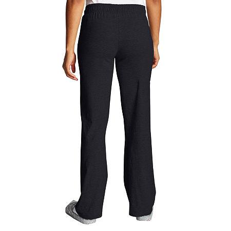 Champion Womens Jogger Pant, Large , Black