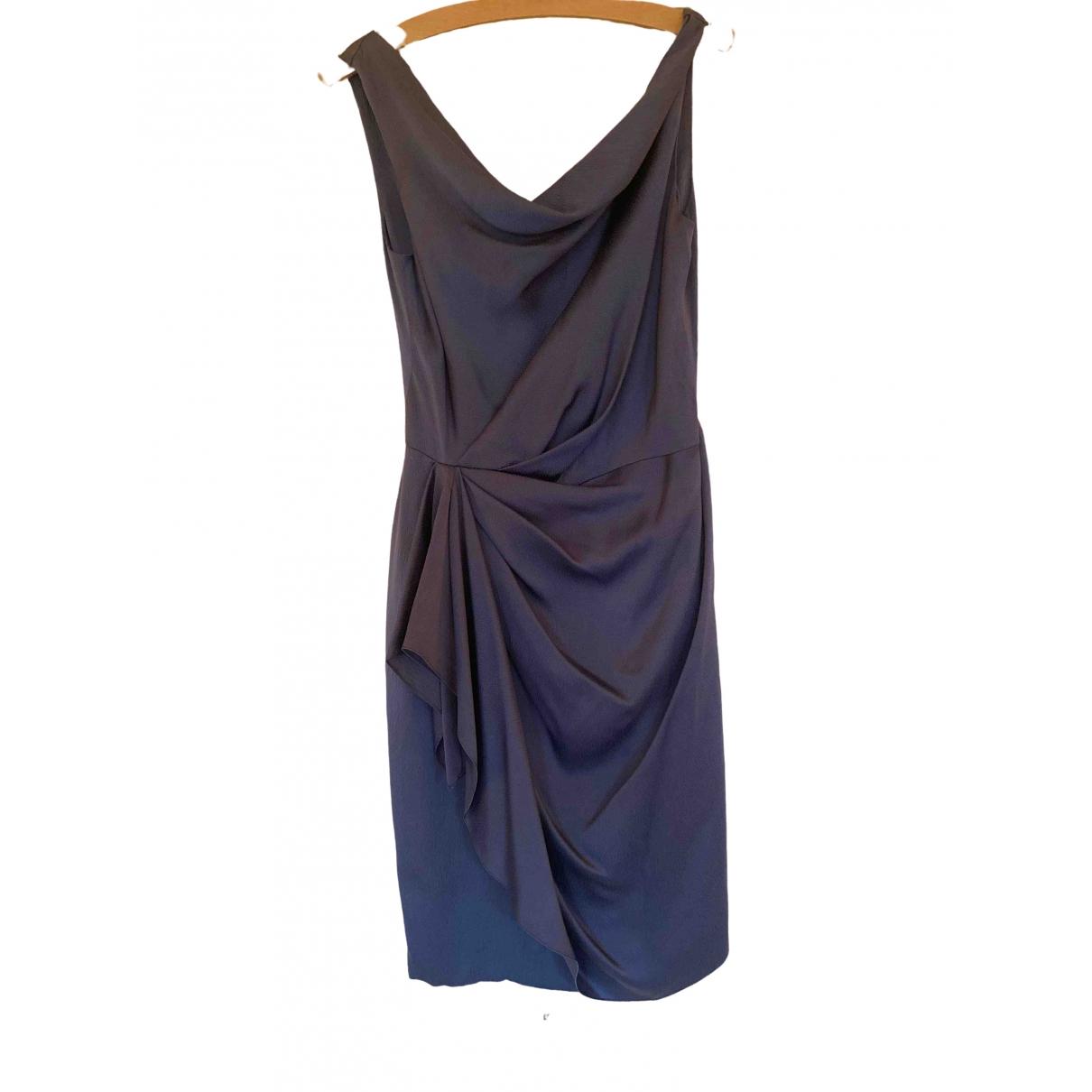 J.mendel \N Kleid in  Blau Seide