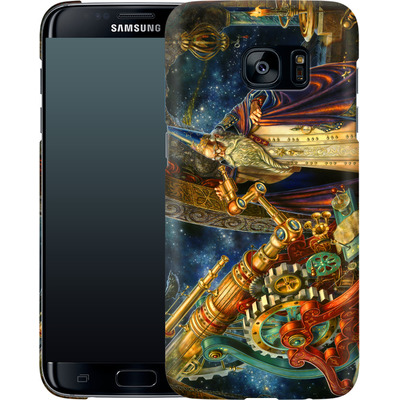 Samsung Galaxy S7 Edge Smartphone Huelle - Myles Pinkeney - The Astronomer von TATE and CO