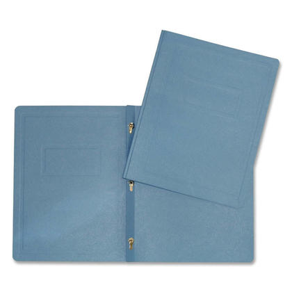 Hilroy DUO-TANG Presentation Cover, Letter Size, 1 cover per pack - Light Blue 222828