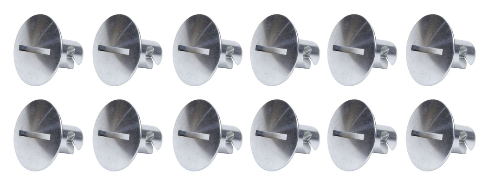 Ti22 Performance TIP8108 Large Head Dzus Buttons .500 Long 10-Pack