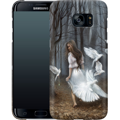 Samsung Galaxy S7 Edge Smartphone Huelle - Before You Leave von Dan May