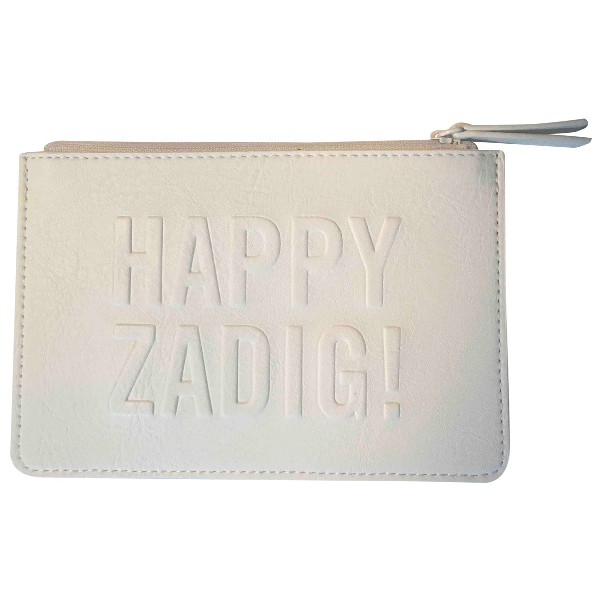 Zadig & Voltaire \N White Purses, wallet & cases for Women \N