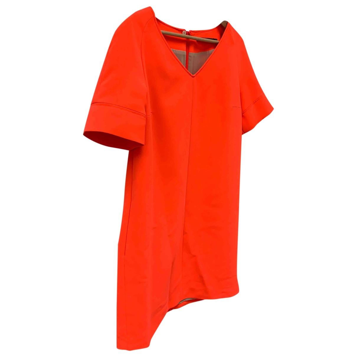 Natan \N Kleid in  Orange Polyester