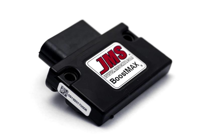 JMS BoostMAX Ecoboost Performance Booster; 2017-2020 Ford F-150 Raptor 3.5L Ecoboost