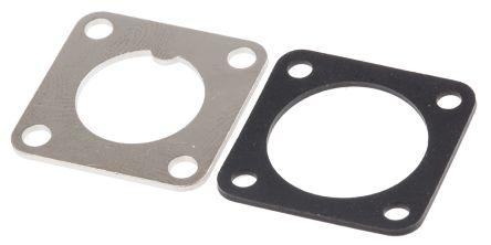 binder Flange mounting kit for plugs & sockets