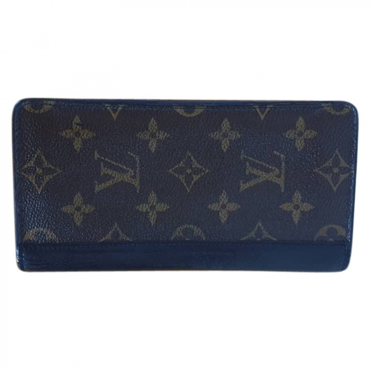 Louis Vuitton Brazza Brown Cloth Small bag, wallet & cases for Men N