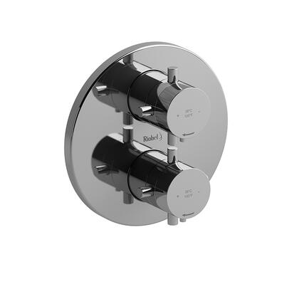 Riu RUTM83C 4-Way Type Thermostatic/Pressure Balance 0.75