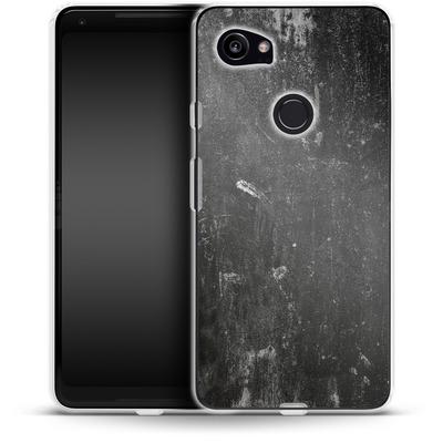 Google Pixel 2 XL Silikon Handyhuelle - Grundge von caseable Designs