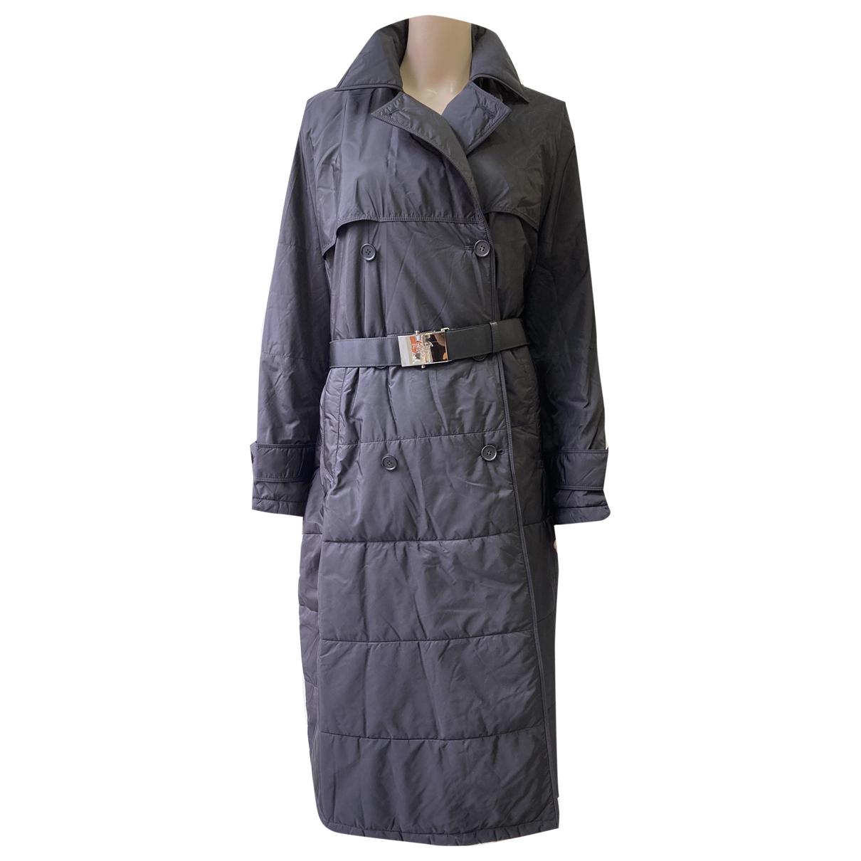 Prada N Black coat for Women 44 IT