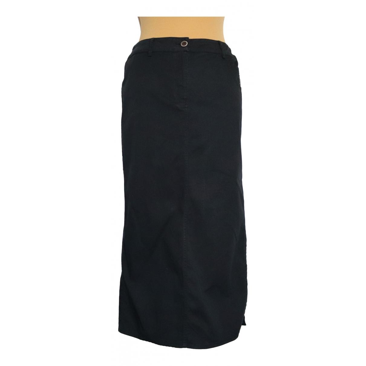 Falda maxi Armani Jeans