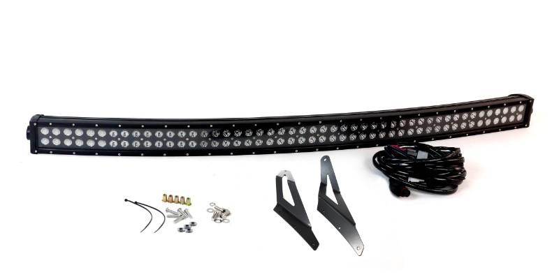 Race Sport Lighting RS-L71-312W Complete LED Light Bar Kit Dodge Ram 2500 03-09| Dodge Ram 3500 03-09