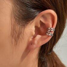 2pcs Simple Ear Cuff