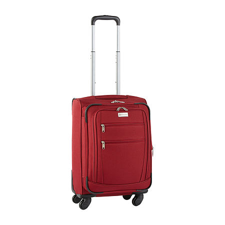 Protocol Centennial 3.0 21 Spinner Luggage, One Size , Red