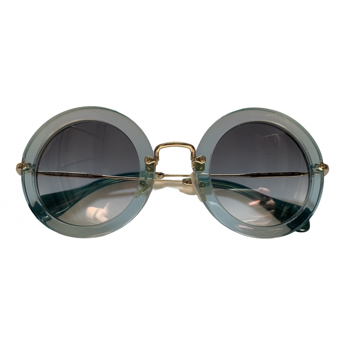 Miu Miu \N Blue Sunglasses for Women \N