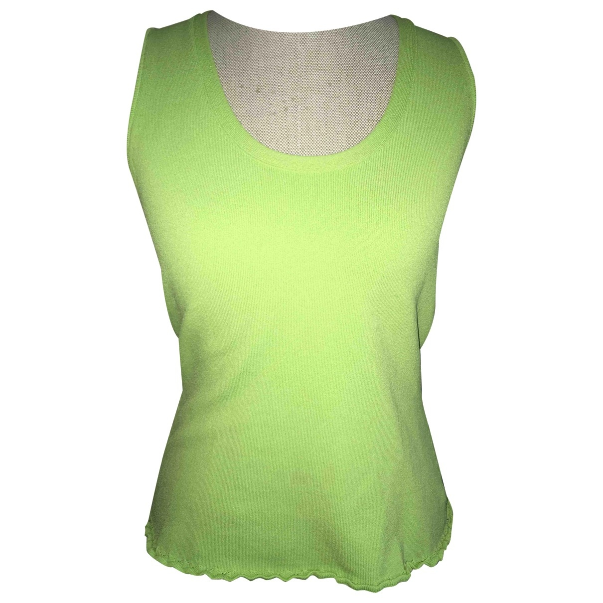 Moschino Cheap And Chic \N Green  top for Women M International