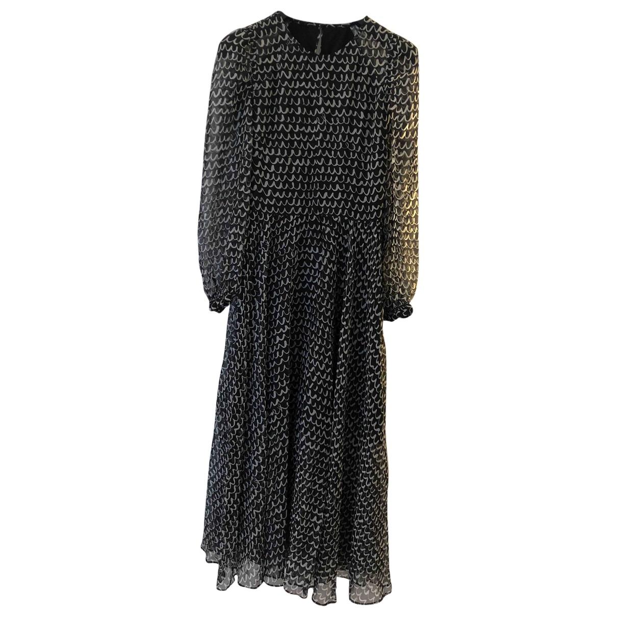 Non Signé / Unsigned \N Black dress for Women L International