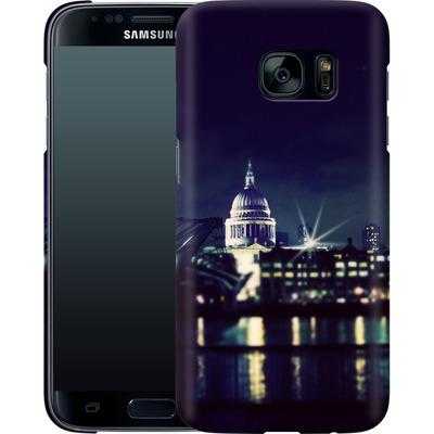 Samsung Galaxy S7 Smartphone Huelle - Thames von Ronya Galka
