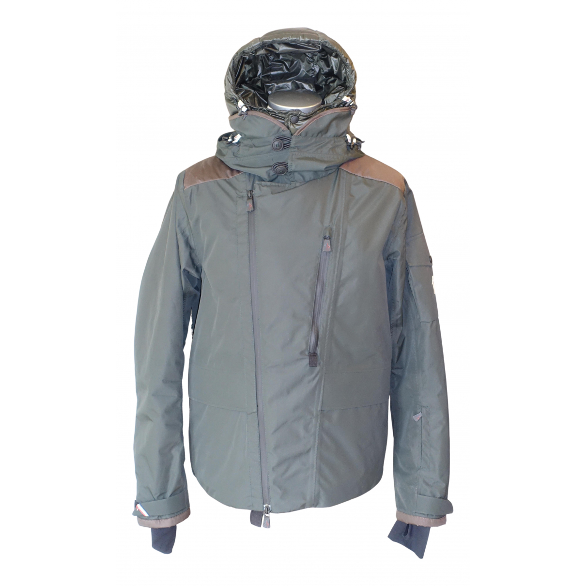 Moncler - Manteau Hood pour homme - vert