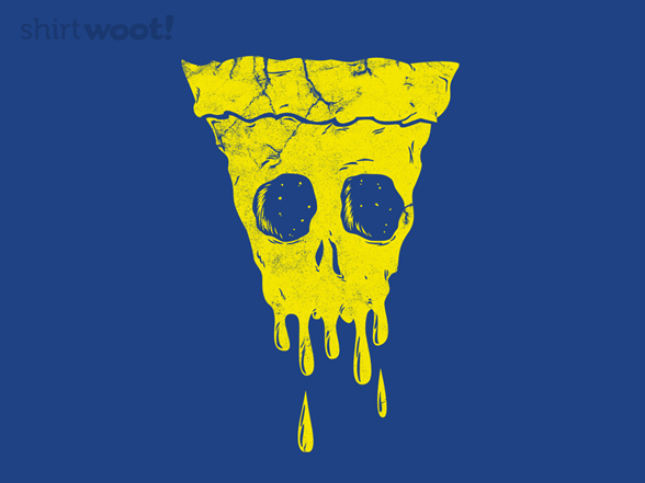 Cheesy Death T Shirt