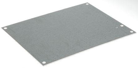 Schroff Mounting Plate 175 x 222 x 1.7mm for use with A48 Series