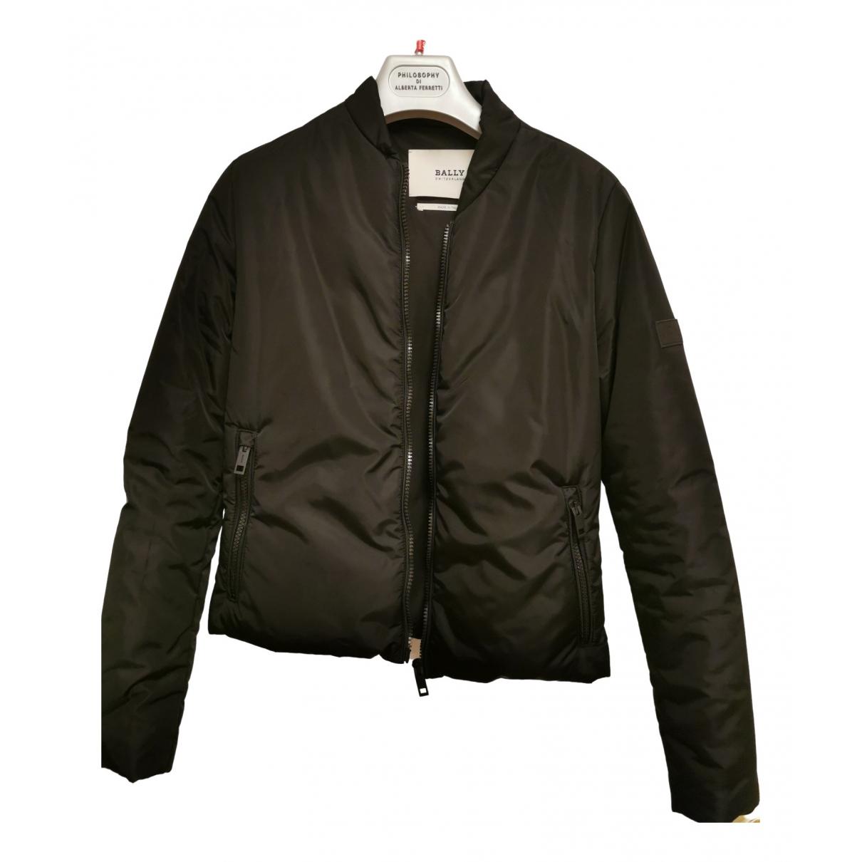Bally \N Black coat for Women 38 IT