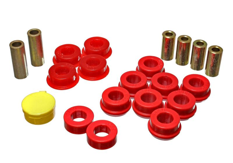 Energy Suspension 16.3110R Control Arm Bushing Set Honda Accord Front 1990-1993