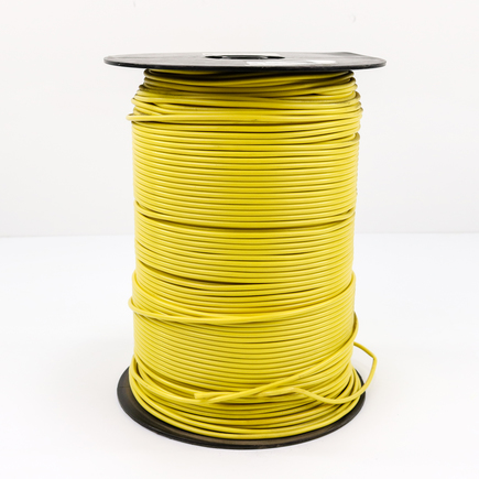 Power Products EL614133 - Gpt Primary Wire, Maxi Spool   Yellow, 14...