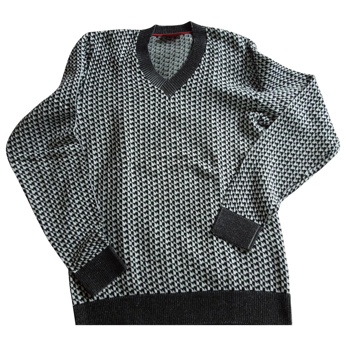 Hugo Boss \N Black Cotton Knitwear & Sweatshirts for Men S International