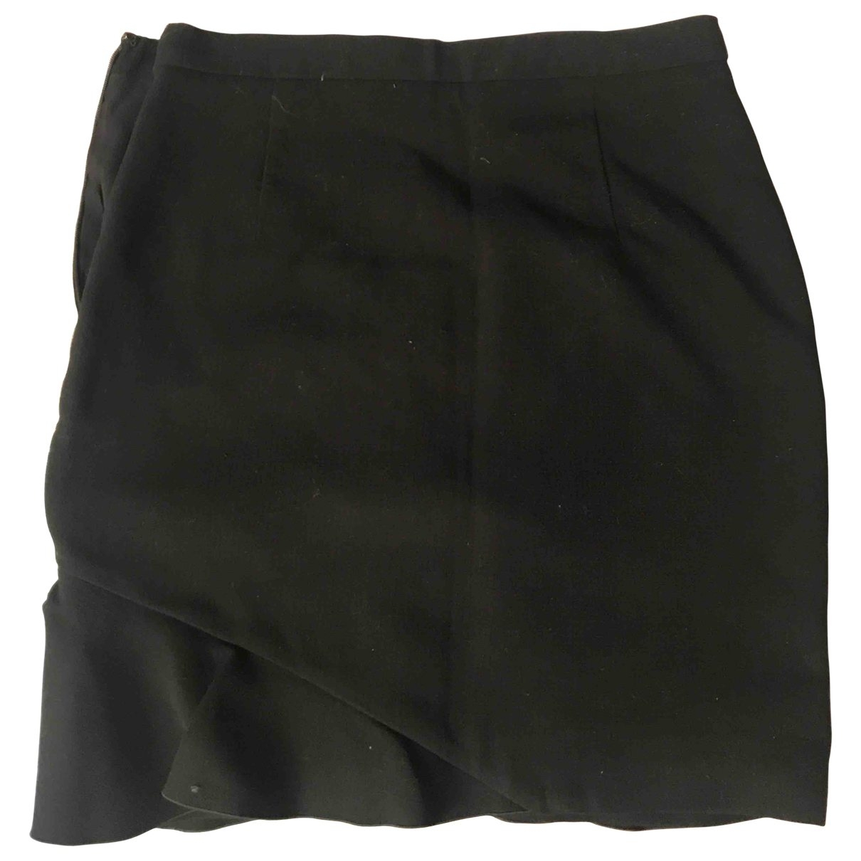 Emilio Pucci \N Black Wool skirt for Women 34 FR