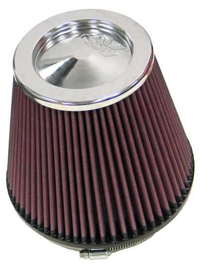 K&N RF-1042 Universal Clamp-On Air Filter