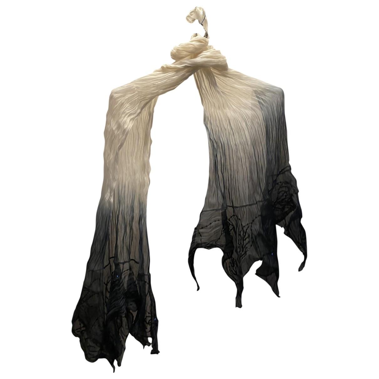Tosca Blu \N Cotton scarf for Women \N