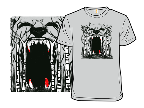 In The Wolf's Jaws T Shirt